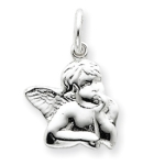 Sterling Silver Raphael Angel